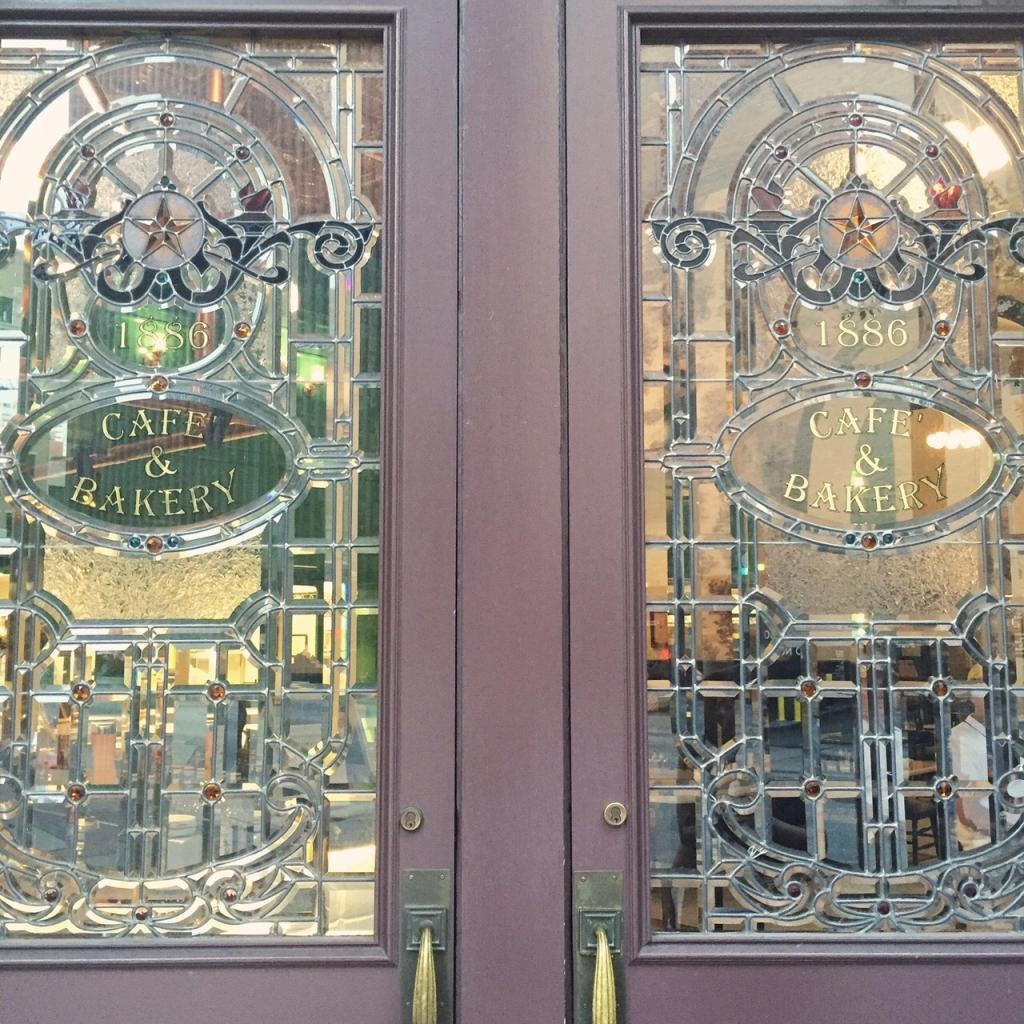 1886 Door