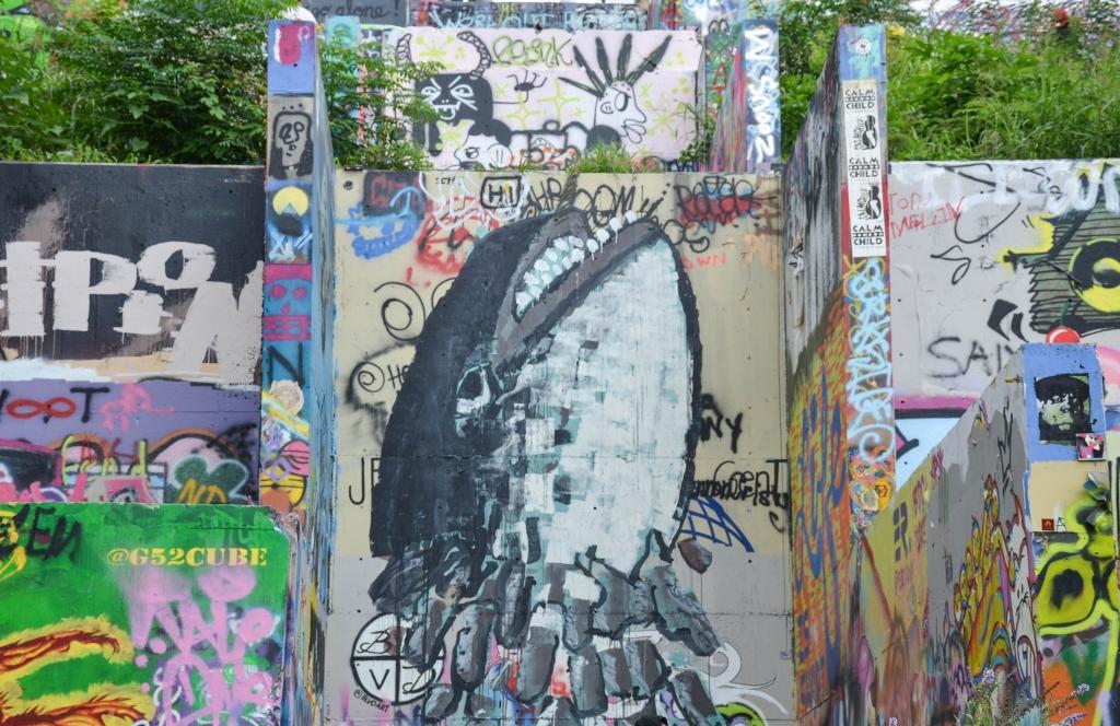 Hope Art Whale