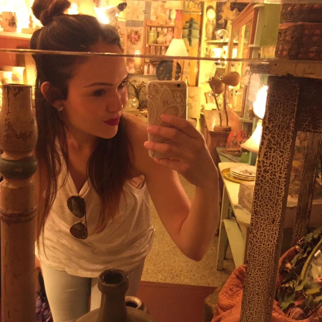 Uncommon Things Selfie